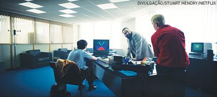 Narrativas interativas, como Bandersnatch, em que o espectador defi ne os desfechos do enredo, devem crescer nas produções