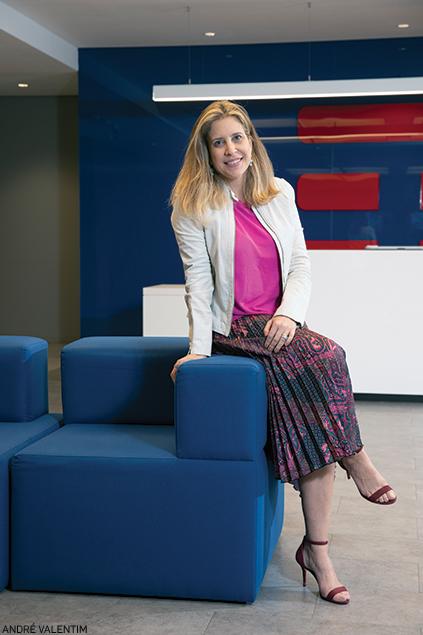 """Ana Paula, da TIM: """"A tecnologia permite melhor conhecimento do cliente, assertividade das mensagens e mensuração precisa dos resultados"""""""